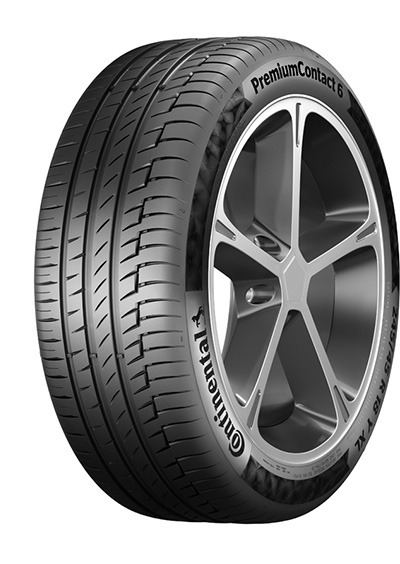 RABLJENA, 245/45 R19 102Y CONTINENTAL PREMIUM 6 AO CSi XL DEMO DOT4518